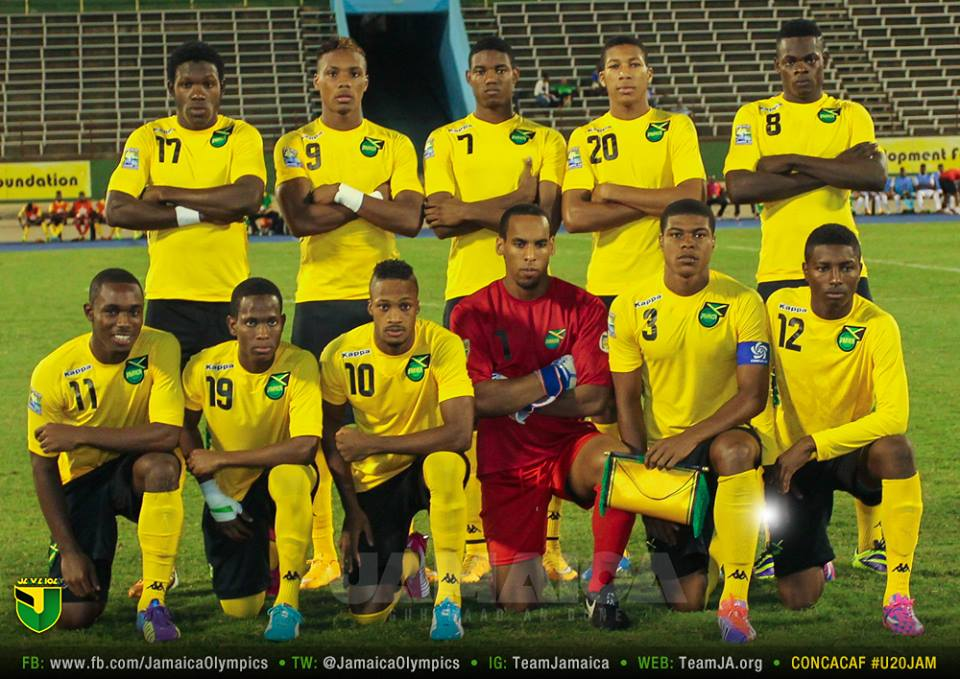Kc Times Malcolm Stewart Son Of Kcob Represented Jamaica On The